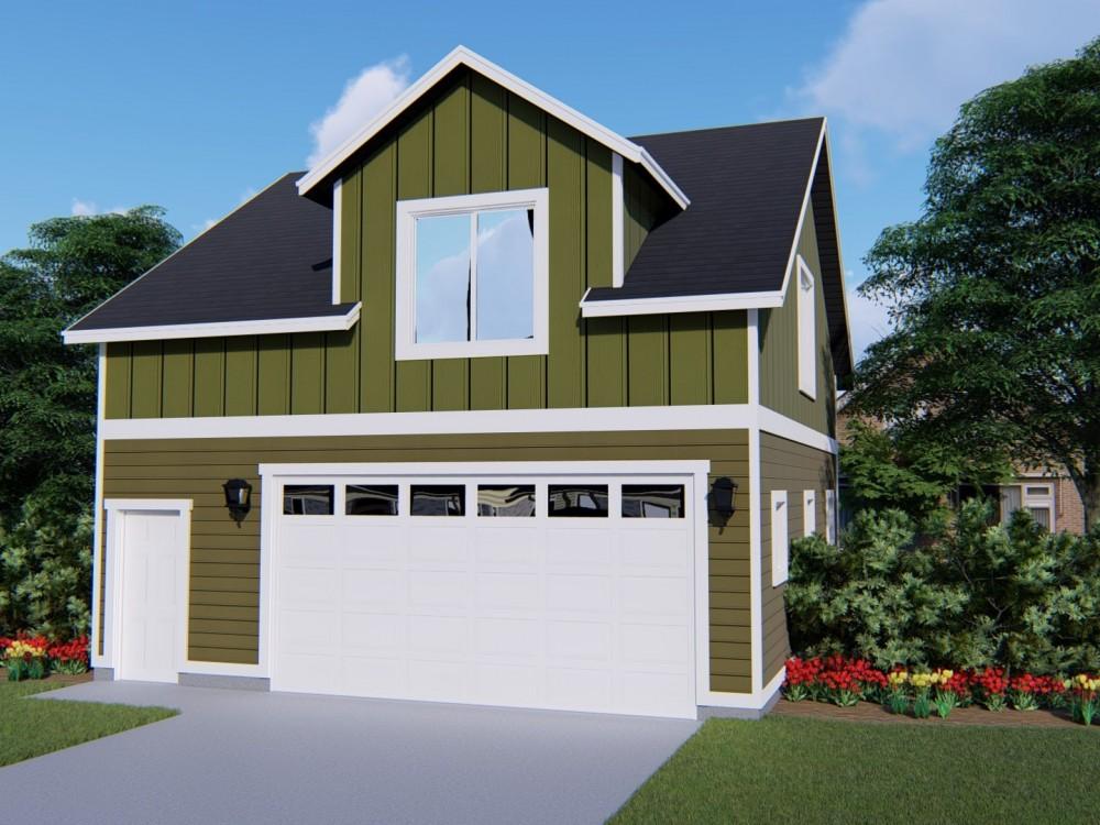 The Adu Floorplan From Sunrise Homes